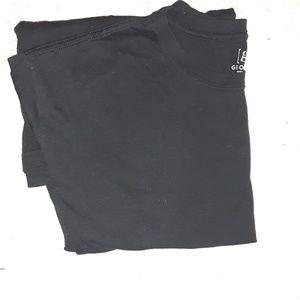 5/$25 Black tee shirt